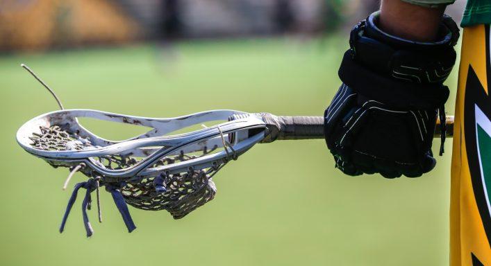 Lacrosse Short Stick Close Up