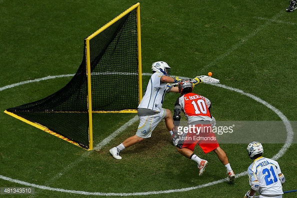 Get Recruited to Play Lacrosse Goalie