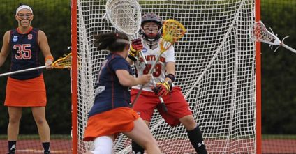 What's the difference between Men and Women Lacrosse Goalies?