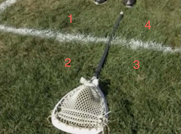 Lacrosse Goalie Drills - Magic Square