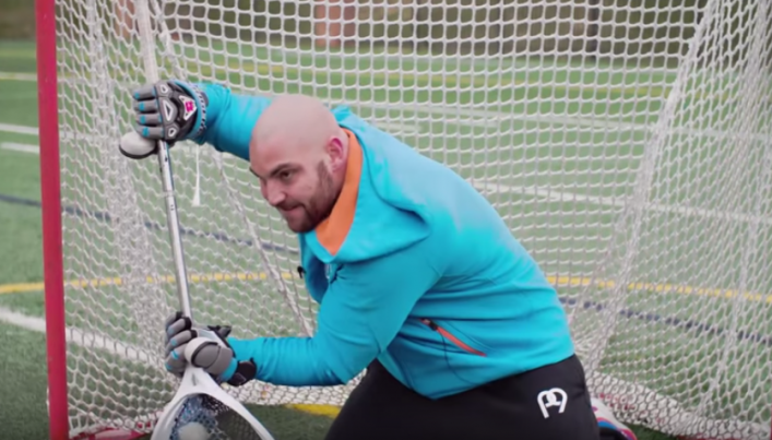 Lacrosse Goalie Drills OffStick Hands