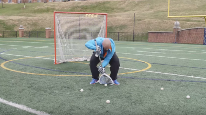 Lacrosse Goalie Drills