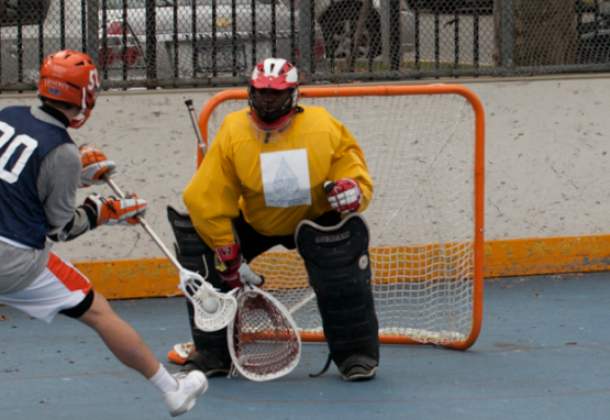 Should You Play Box Lacrosse Goalie