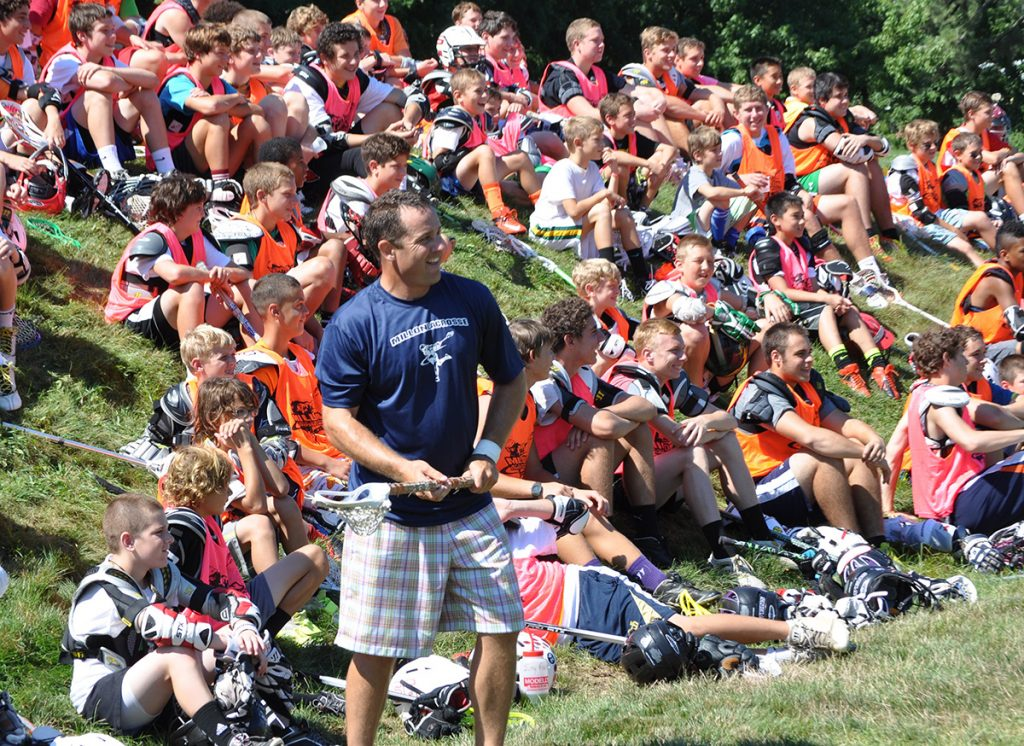 Lacrosse Goalie Camp