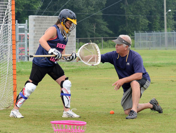 No Lacrosse Goalie Coach