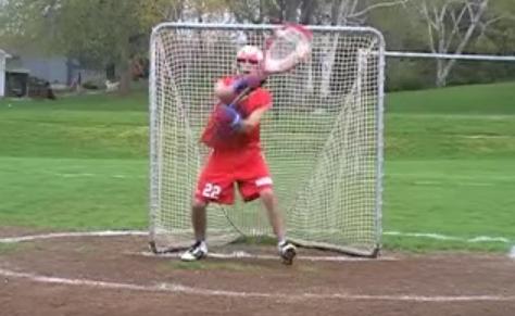 Simple Lacrosse Save