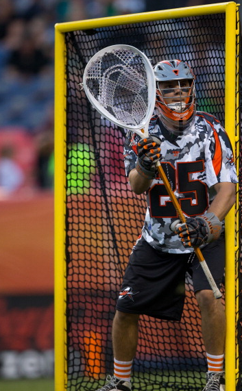 Charlie Cipriano MLL Goalie