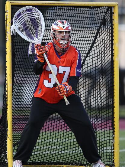 Dillon Ward Goalie Stick