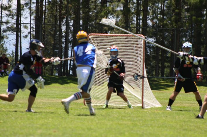 Bad Stance - The Perfect Lacrosse Goalie Stance