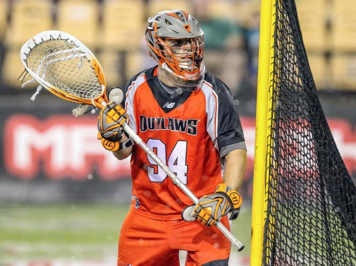 Jack Kelly MLL Goalie