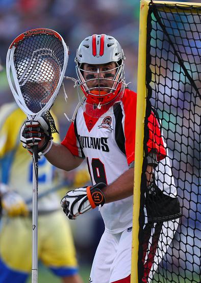 Lacrosse Goalie Jesse Schwartzman