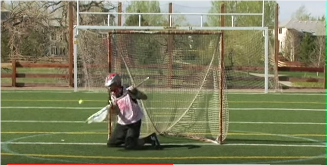Lax Goalie Bad Habits