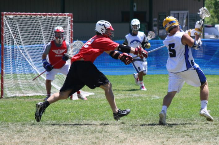 The Lacrosse Goalie's Guide to Playing Solid One-on-One Defense