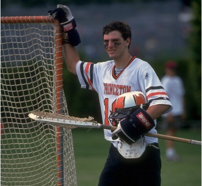 Good Habits of Lacrosse Goalies