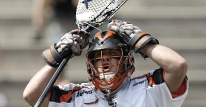 Lacrosse Goalies and Defeat: More Mental Training