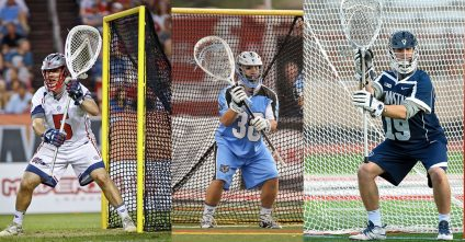 Lacrosse Goalie Stance [INFOGRAPHIC]