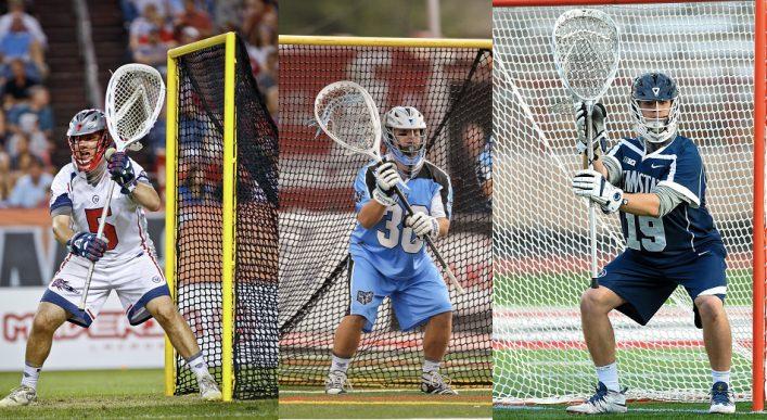 Lacrosse Goalie Stance