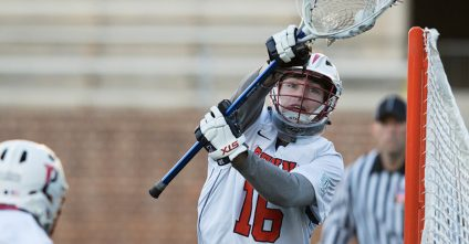 Lacrosse Goalie Tips from Video Review