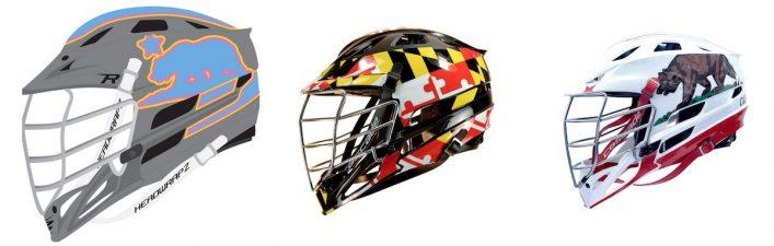 Cascade R Helmet Wraps