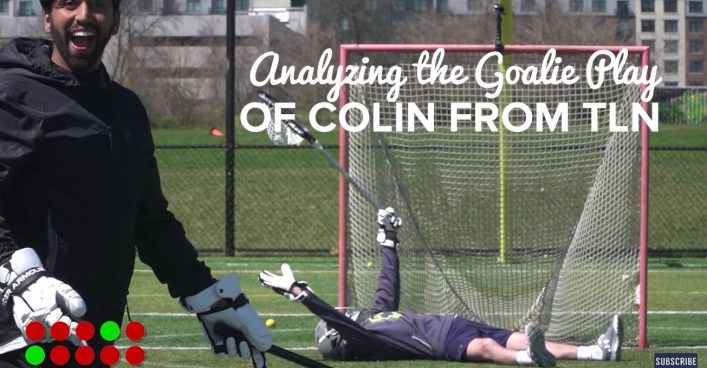 Analyzing Lacrosse Goalie Play