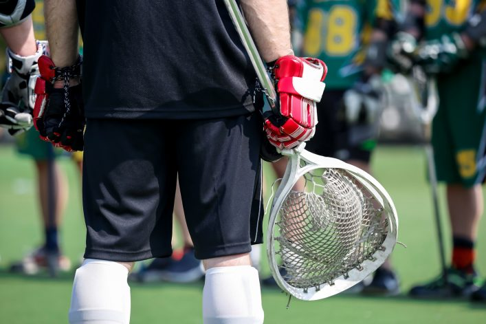 Lacrosse Goalie Nerves