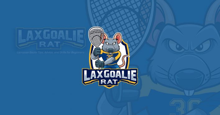 Lax Goalie Rat New Design