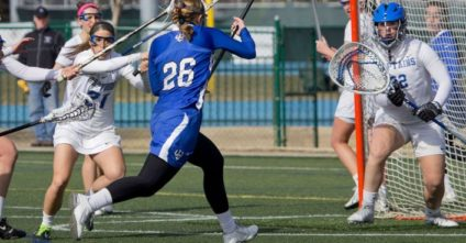 Female Lacrosse Goalie Tips: Interview with a D1 Goalie Coach