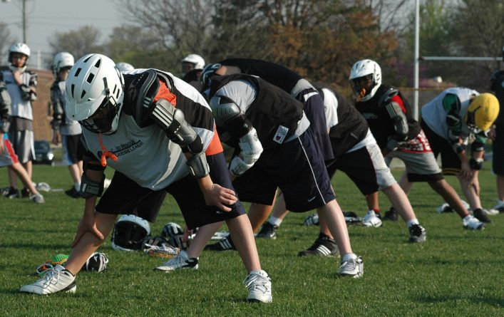 Lacrosse Stretch