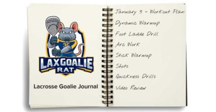 The Lacrosse Goalie Journal: What it is & How to Use It