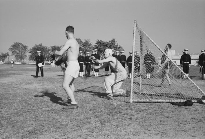 Old School Goalie