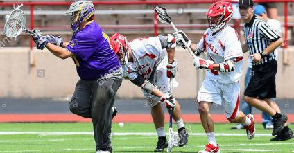 Lacrosse Goalies and Weight Gain
