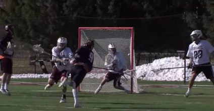 Lacrosse Goalies and The Fear Response: How to Avoid the Turtle