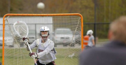 Training a Lacrosse Goalie In Just 4 Drills