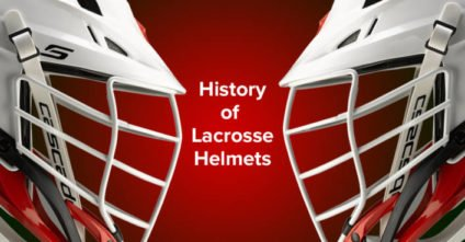 A Brief History of Lacrosse Helmets