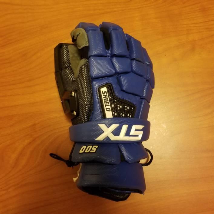 STX Shield 500 Goalie Glove