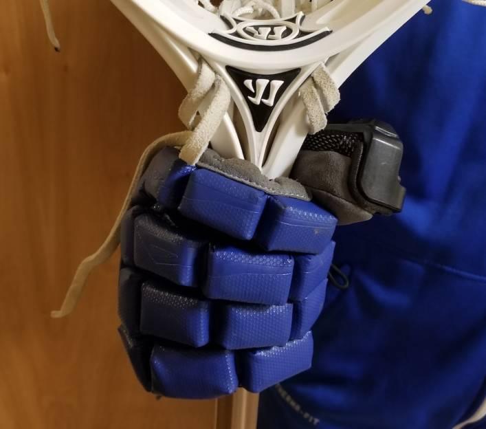 STX Shield 500 Grip On Stick