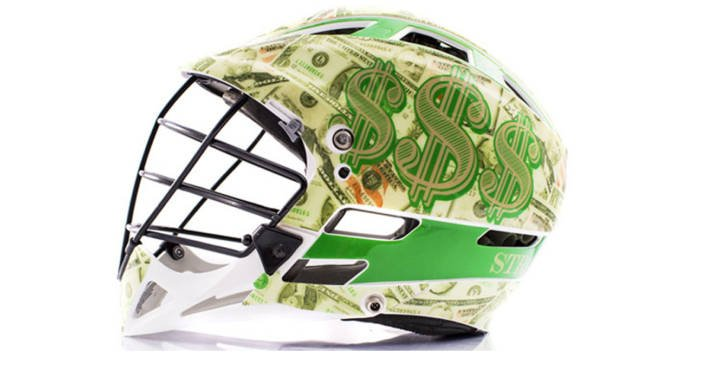 How Much Does it Cost to Outfit a Lacrosse Goalie?