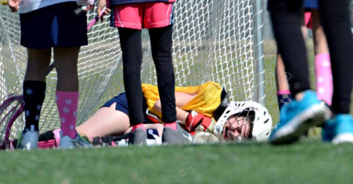 Lacrosse Goalies: How to Mentally Recover from an Injury