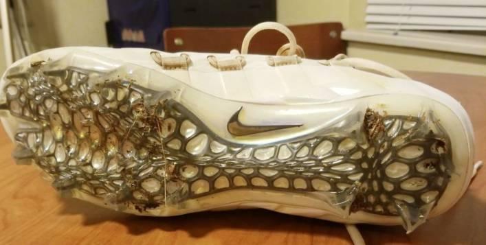 Nike Huarache 6 Cleat Review | Lax Goalie Rat