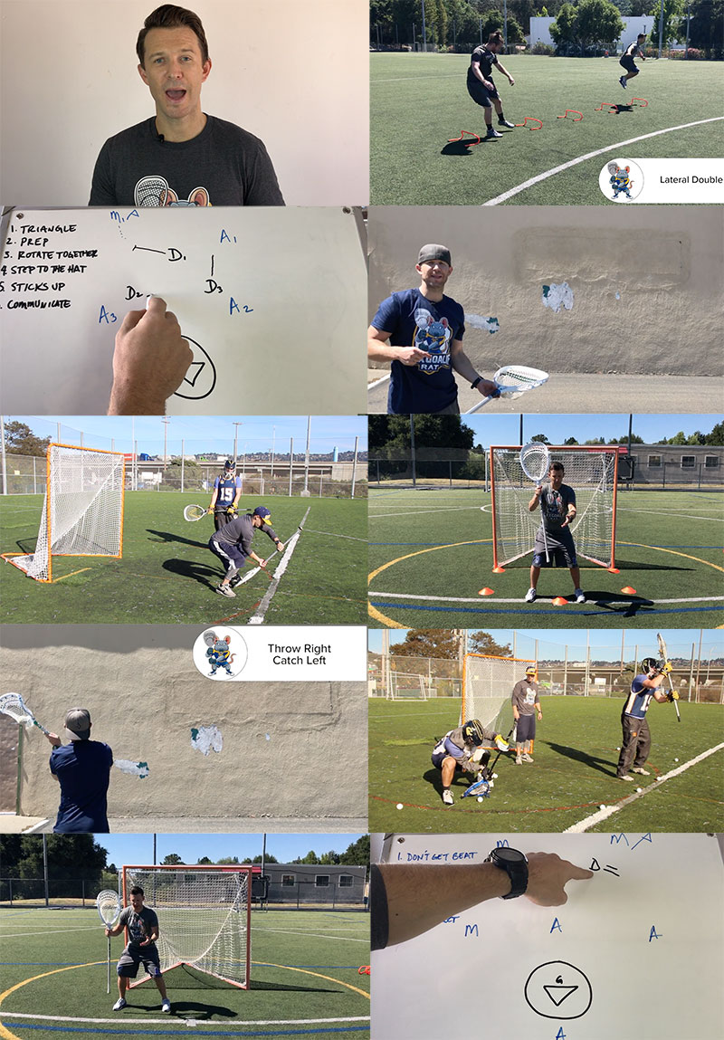 Lacrosse Goalie Camp Preview
