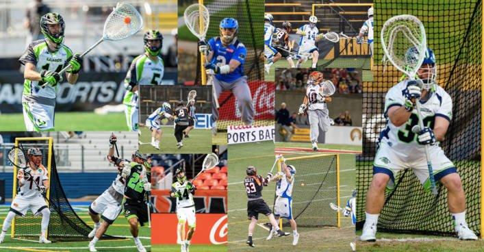 2018 MLL Goalie Stick Setups