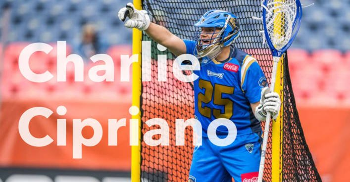 Charlie Cipriano – Lax Goalie Rat Podcast – Episode 5