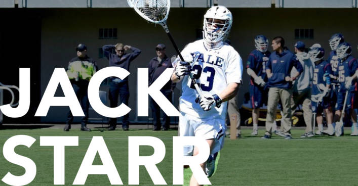 Yale's Champion Goalie Jack Starr – Lax Goalie Rat Podcast – Episode 10