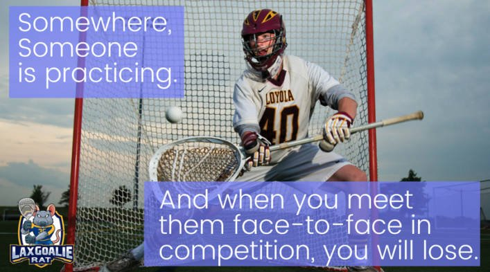 Goalie Motivation