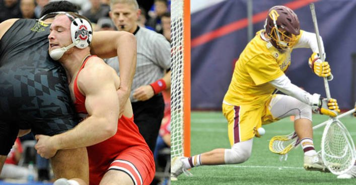 How Wrestling Helped Me Become a Better Lacrosse Goalie