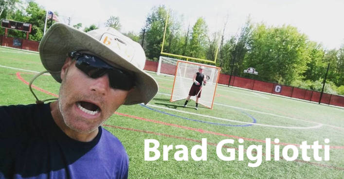 Brad Gigliotti, Founder of the 6×6 Goalie Academy – LGR 19