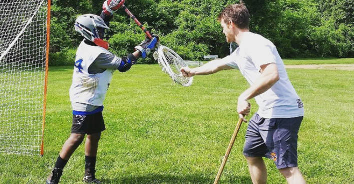 Dave Page of Foundation Lacrosse – LGR Podcast Episode 26