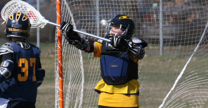 New Lacrosse Goalie Chest Protector Rule in 2021
