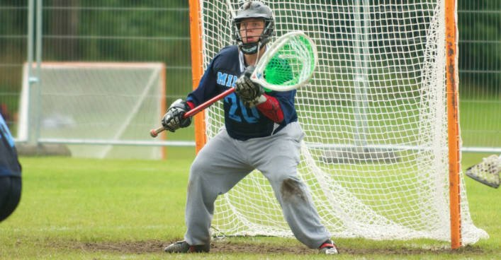 Video Breakdown of a Young Lacrosse Goalie