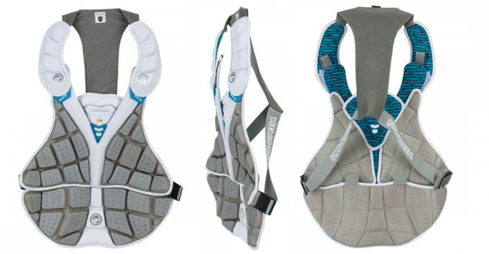 Maverik Rome Lacrosse Goalie Chest Pad Review – '19 Model